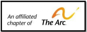 Arc logo with box