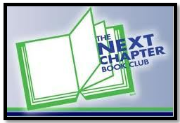 Next Chapter Book Club logo with box